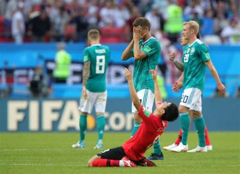 Germany World Cup Loss