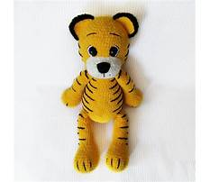 Giant tiger toy box Video