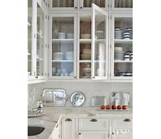 Glass cabinet door fronts Video