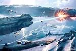 Halo Music Space Battle