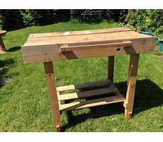 Hardwood workbenches for sale Video
