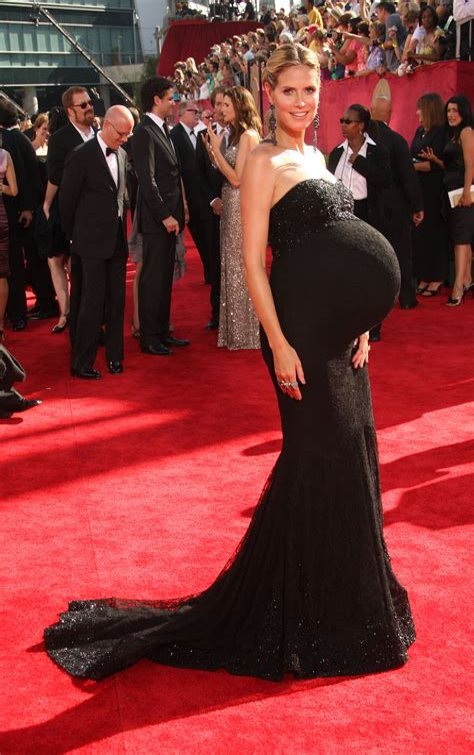 Heidi Klum Pregnant