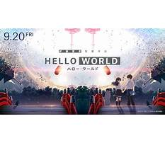 Hello world Video