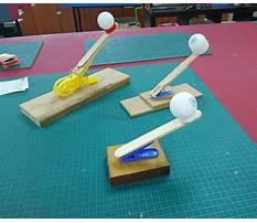 Homemade catapult designs Video