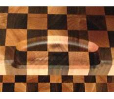 Homemade cutting board.aspx Video