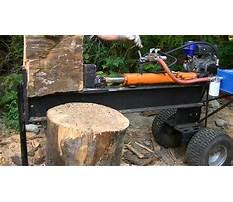 Homemade firewood.aspx Video