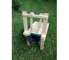 Homemade goat milking stand plans Video