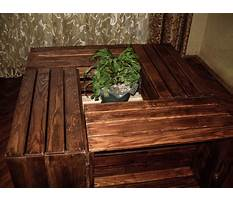 Homemade wood furniture ideas Video
