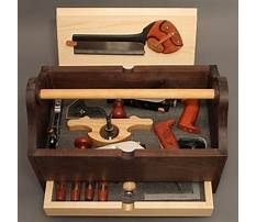 Homemade wooden tool chest plans.aspx Video