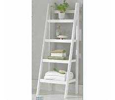 Homestar leaning ladder bookshelf Video