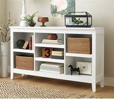 Horizontal bookcases and shelves Video