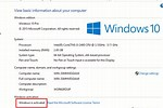 How to Check My Windows 10