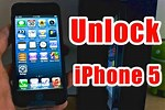 How to Unlock My iPhone 5