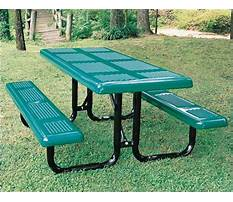How big is a picnic table.aspx Video