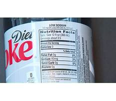 How many calories is in diet soda Video