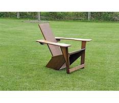 How to build a adirondack chair.aspx Video