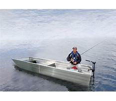 How to build a aluminum flat bottom boat Video
