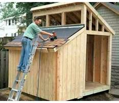 How to build a cheap wood shed.aspx Video
