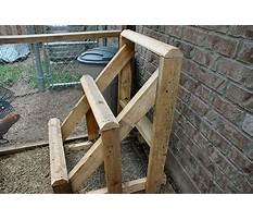 How to build a chicken roost or roosting rod.aspx Video