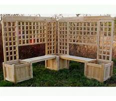 How to build a deck bench with back.aspx Video