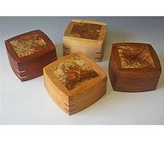 How to build a decorative wooden box Video