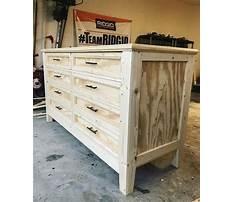 How to build a farmhouse dresser.aspx Video
