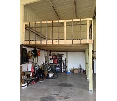 How to build a garage mezzanine Video