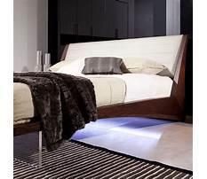 How to build a modern platform bed w lights queen bed diy Video