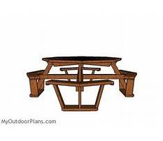 How to build a octagon picnic table.aspx Video