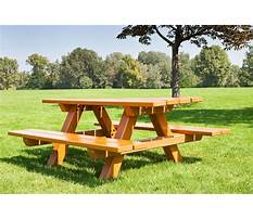 How to build a picnic table this old house Video
