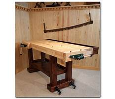 How to build a planter bench yourself Video