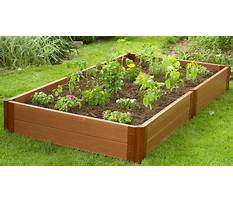 How to build a raised bed garden plot Video