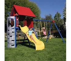 How to build a swing set frame.aspx Video