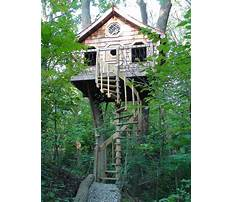 How to build a tree house model Video