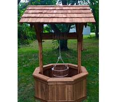 How to build a wood pallet well cover Video