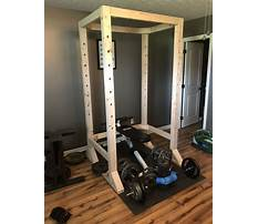 How to build a wood power rack Video