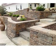 How to build a wood retaining wall.aspx Video