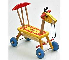 How to build a wood riding toys Video