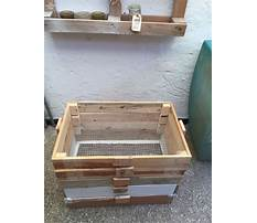 How to build a wood worm box Video