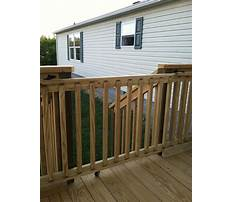 How to build a wooden pool gate Video