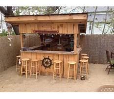 How to build an outdoor bar.aspx Video