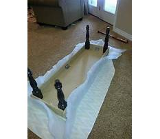 How to build bench for end of bed Video