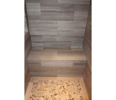 How to build bench in tile shower Video