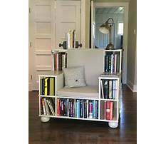 How to build bookshelf chair Video