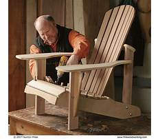 How to build furniture classes Video
