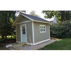 How to build garden sheds xls Video