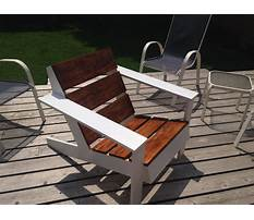 How to build lawn furniture.aspx Video