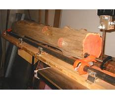 How to build log furniture tools.aspx Video