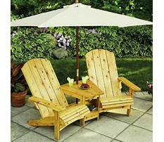 How to build outdoor furniture plans.aspx Video