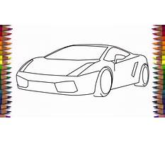 How to draw simple cars Video